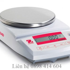 CÂN KỸ THUẬT 2100g x 0.01g OHAUS PA 2102C (Balances PA 2102C OHAUS)