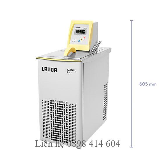 Bể điều nhiệt lạnh Lauda - ((-25)°C - 100°C) (Cooling thermostats Alpha)
