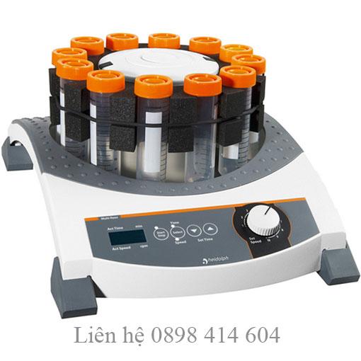 Máy lắc nhiều ống nghiệm Vortex (Shakers & Mixer - Multi Reax - Vortexer)