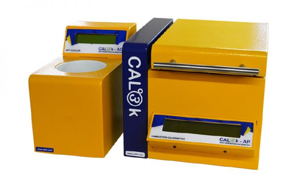 cal3k-ap oxygen bomb calorimeter máy đo nhiệt lượng Redtek