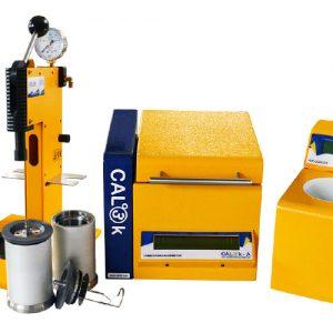 cal3k-a bomb calorimeter dds máy đo nhiệt lượng Redtek