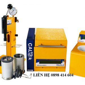 cal3k-ap bomb calorimeter dds máy đo nhiệt lượng Redtek
