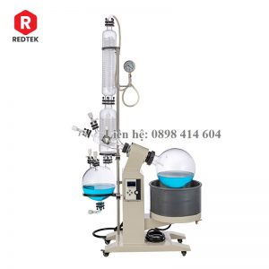 Hệ thống cô quay chân không công nghiệp 20l laboao 20l - redtek phân phối